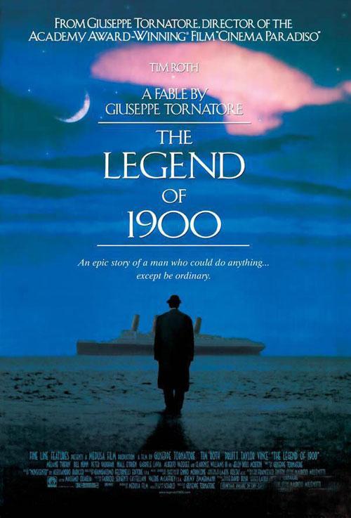 好电影推荐《海上钢琴师》