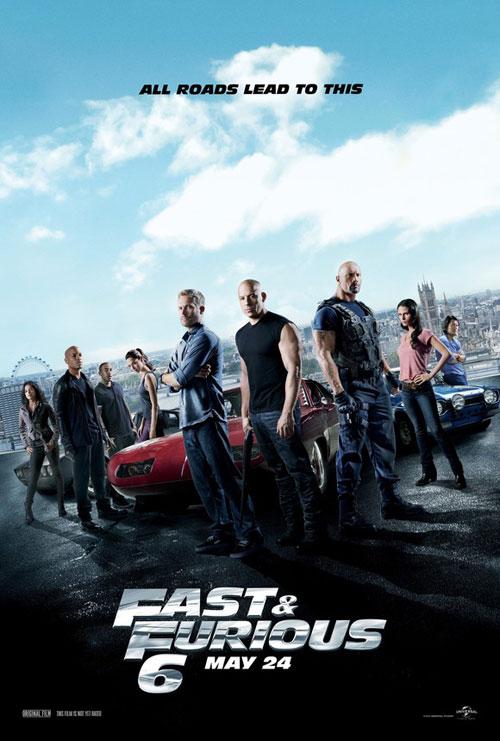 好电影推荐《速度与激情6》
