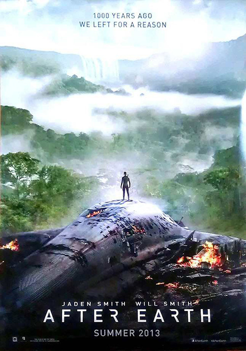 好电影推荐《重返地球 After Earth》